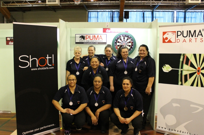 Runners Up Auckland