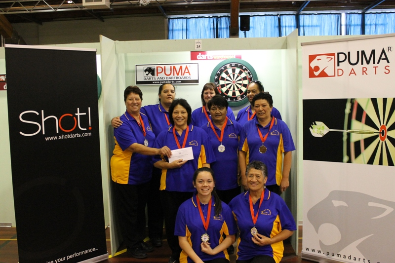 2nd Division Winners Bay of Plenty