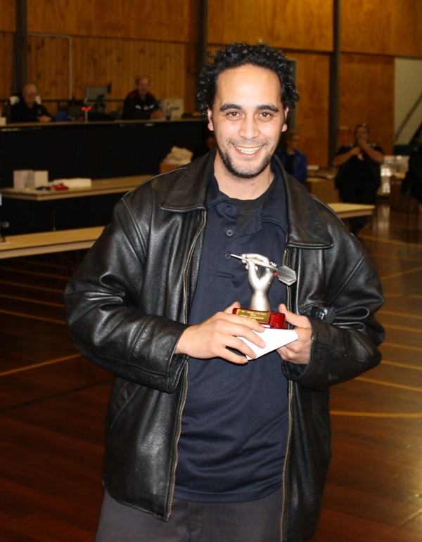 MOST CONSISTENT PLAYER:  MENS Cody Harris