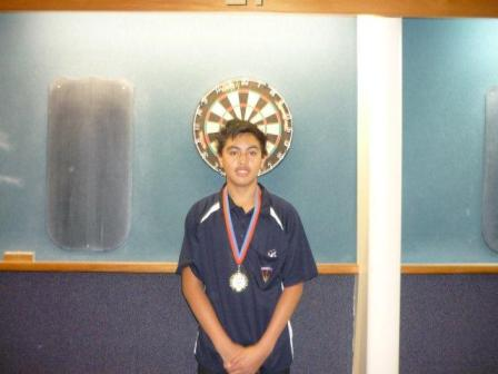 2012 Junior Boys Singles Winner