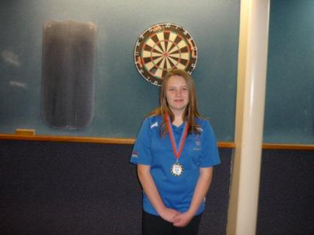 2012 Junior Girls Singles Winner