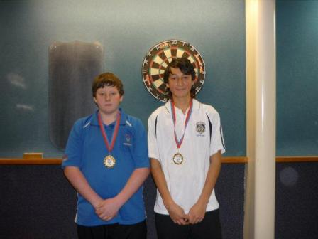 2012 Youth Boyls Pairs Winners