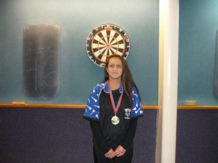 2012 Youth Girls Singles Winner