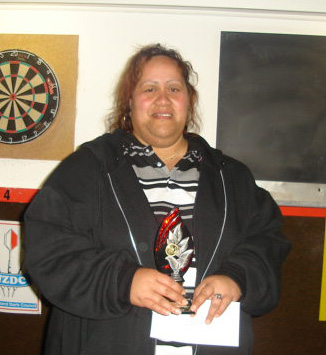 2007 Auckland Ladies Open Winner Mata Tetauru