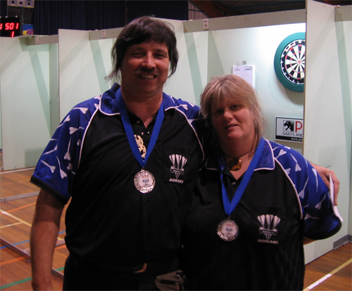 Hardy's Bar & TAB Husband and Wife Runners Up  Mr & Mrs J Henry