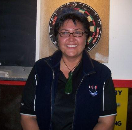 LORENE EARNSHAW 2008 Auckland Open Winner Ladies