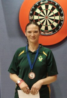 Ladies 2010 New Zealand Open Runner Up Barbara Daly
