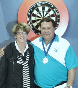 Men's 2010 New Zealand Open Runner Up Sonny Harris and Pat McCormick (Puma)