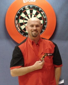 Men's 2010 New Zealand Open Winner Peter Hunt