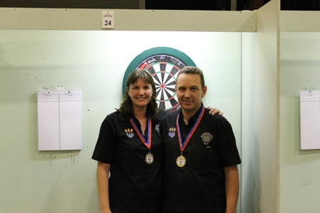 B & J Steed Husband & Wife Winners