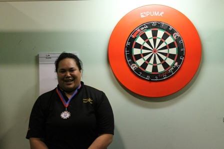New Zealand Open Singles Winner Ladies Runner Up Dawn