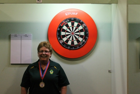 New Zealand Open Winner Ladies Chris