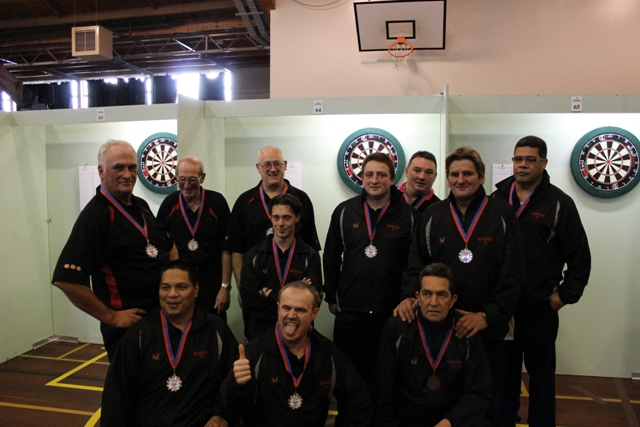 Canterbury Men's Region Team Runners Up