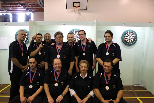 Auckland Men's Region Team Winners