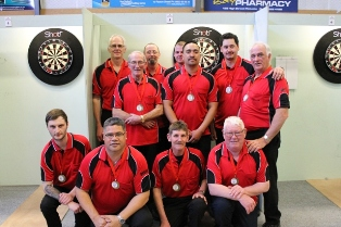 Canterbury Men's Division 2 Winners