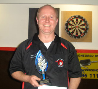 2007 Auckland Men's Open Winner Graeme McElroy
