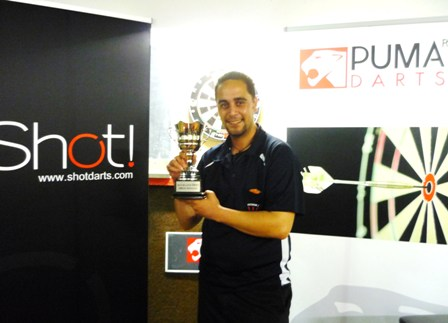 Cody Harris 2013 Akl Open Winner