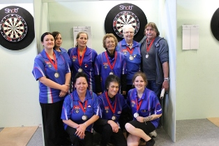 Tasman Ladies Division 2 Winners